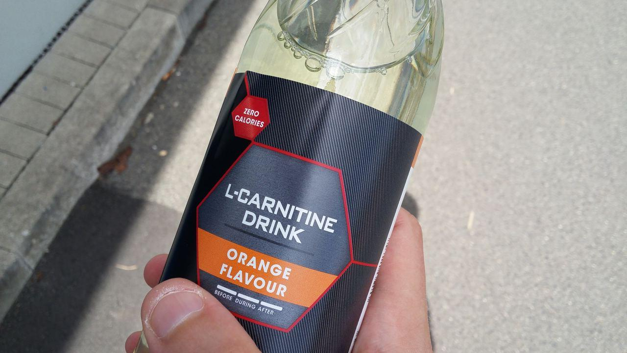 L-Carnitine Drink bei Lidl