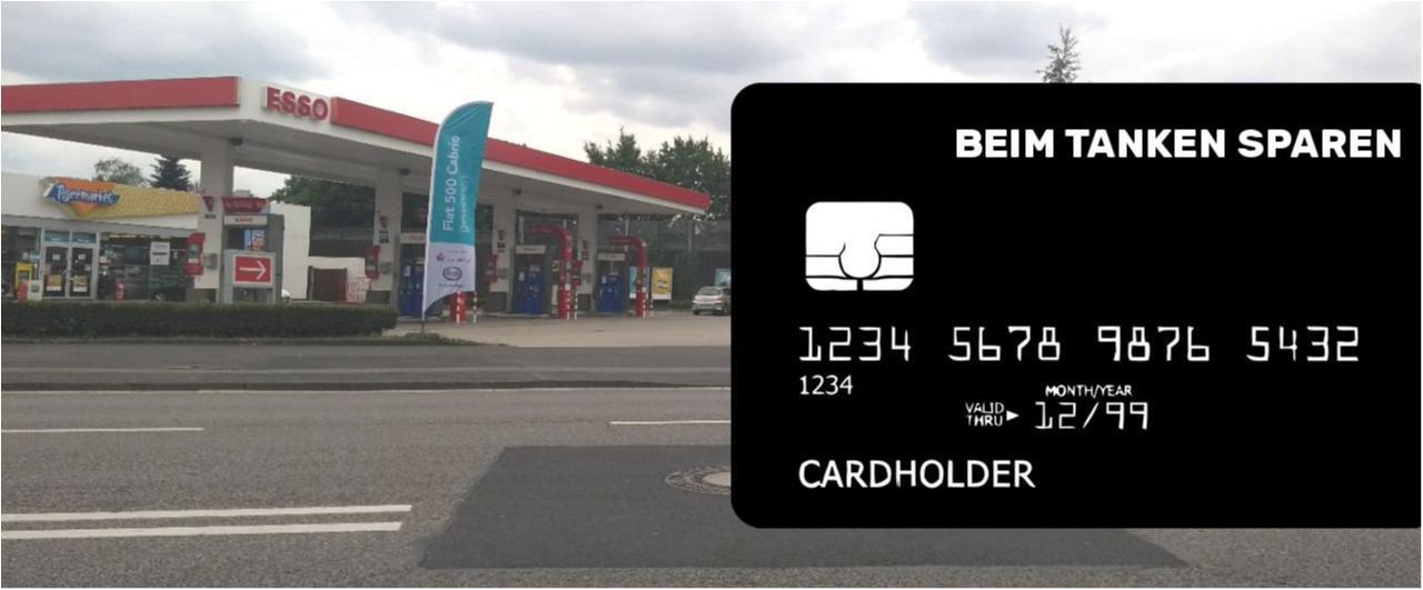 Sparen beim Tanken mit der richtigen Kreditkarte